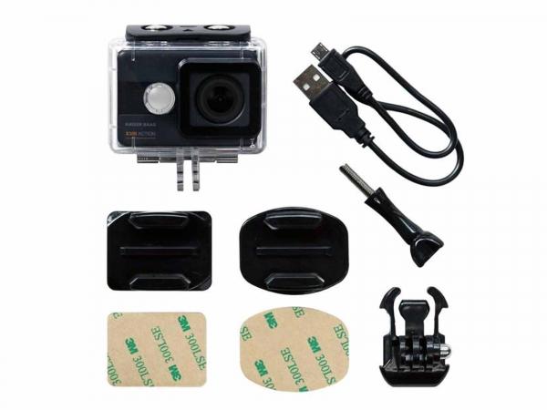 Kaiser Baas KB X300 2.5K Action Camera