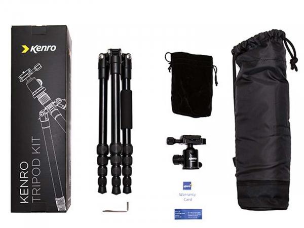 Kenro Compact Travel Tripod 103