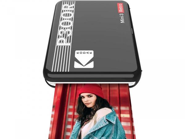Kodak Mini 3 Square Retro Printer
