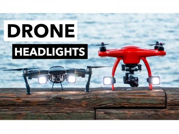 Litra Torch 2.0 Drone