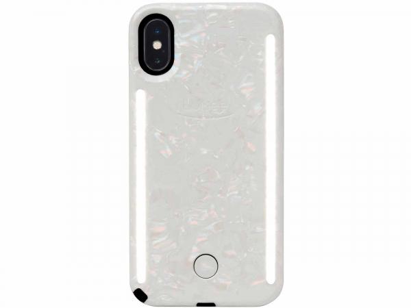 LuMee DUO for iPhone X - Mirage Jewel