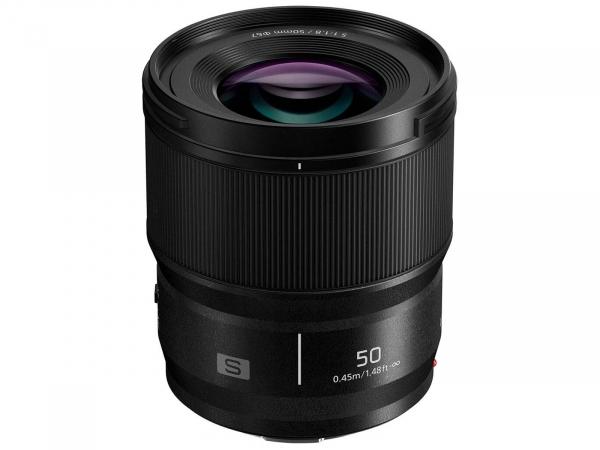 Panasonic S-S50mm F:1.8mm Lens