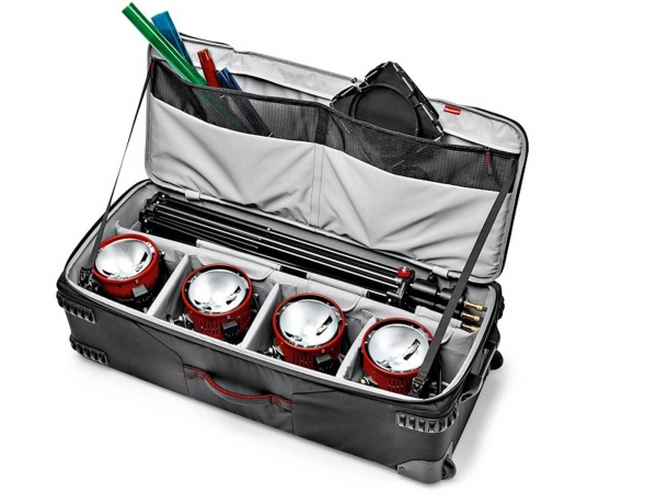 Manfrotto Pro Light Rolling Organizer LW-97W V2 for Lighting Equipment