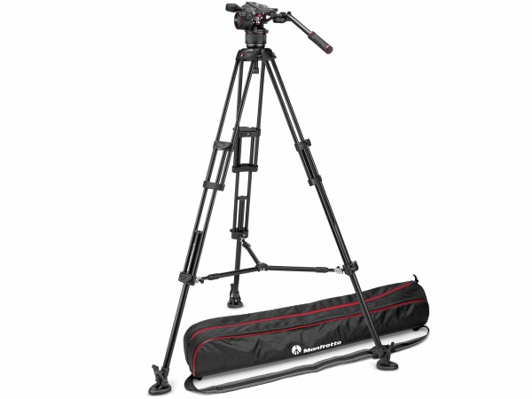 Manfrotto Video Tripods