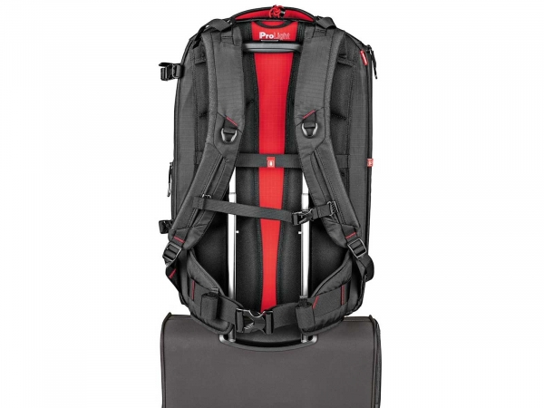 Manfrottto Pro Light Cinematic Camcorder Backpack Balance