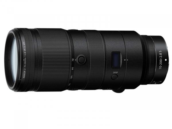 Nikon Z 70-200mm F:2.8 VR S