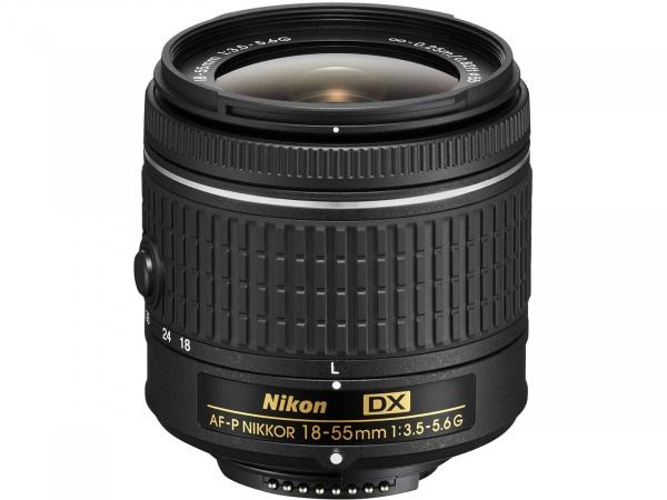Nikon 18-55mm AF-P F:3.5-5.6G (S/H)