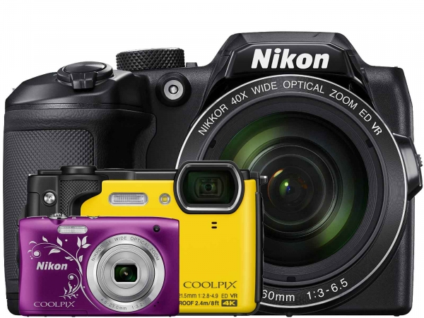 Nikon Compacts & Bridge