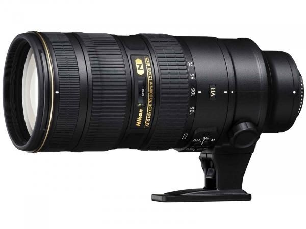 Nikon Pro Lenses