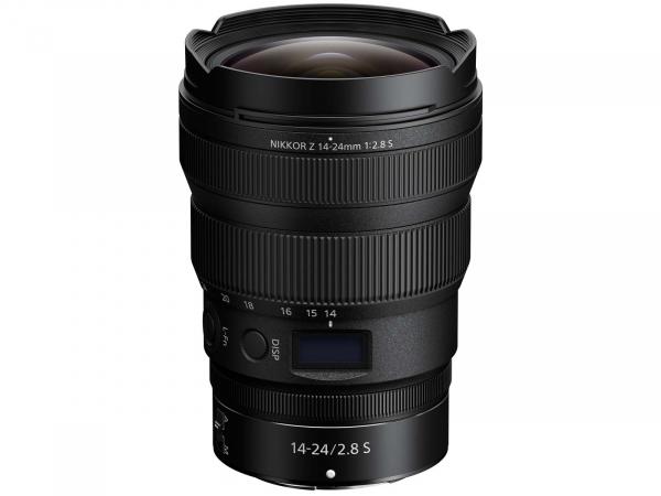 Nikon Z 14-24mm F:2.8 S