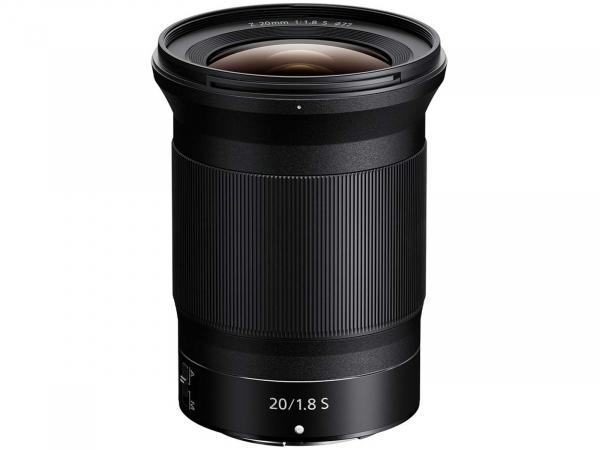 Nikon Z 20mm F:1.8 S