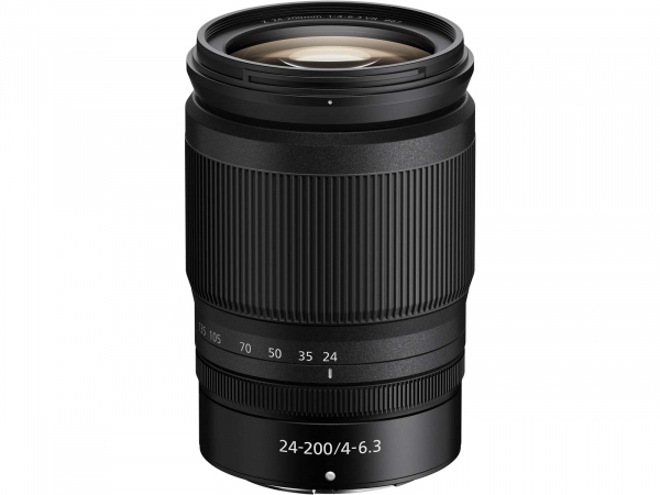 Nikon Z 24-200mm F:4-6.3 VR