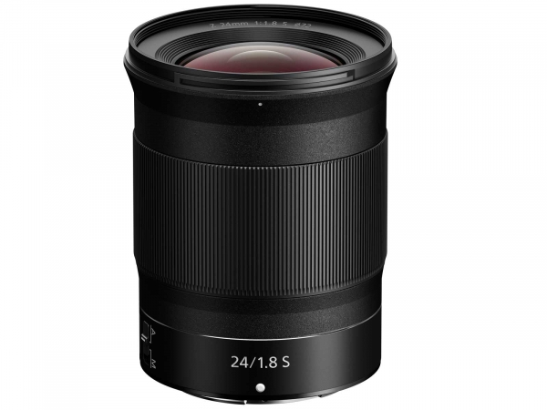 Nikon Z 24mm F:1.8 S