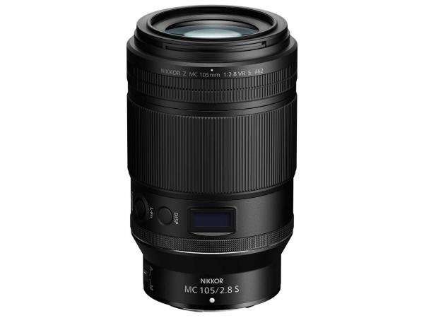 Nikon Z MC 105mm F:2.8 VR S