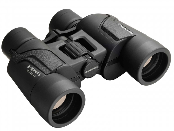 Olympus 8-16X40S Binoculars