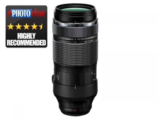 Olympus M.Zuiko Digital ED 100-400mm F:5.0-6.3 IS