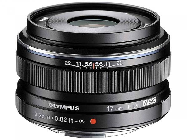 Olympus ZUIKO DIGITAL 17mm F1.8