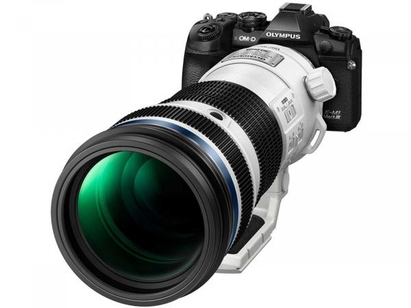 Olympus ZUIKO ED 150-400mm F4.5 TC1.25x IS PRO