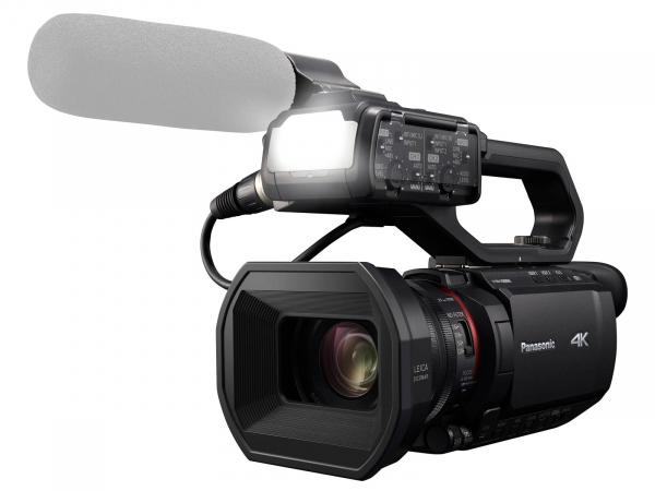 Panasonic HC-X2000 UHD 4K Pro Camcorder