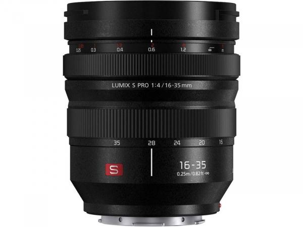 Panasonic Lumix S PRO 16-35mm F:4 Lens