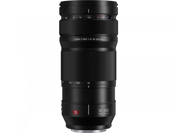 Panasonic Lumix S PRO 70-200mm F:4 O.I.S. Lens
