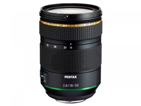 Pentax DA 16-50mm F:2.8 ED PLM AW