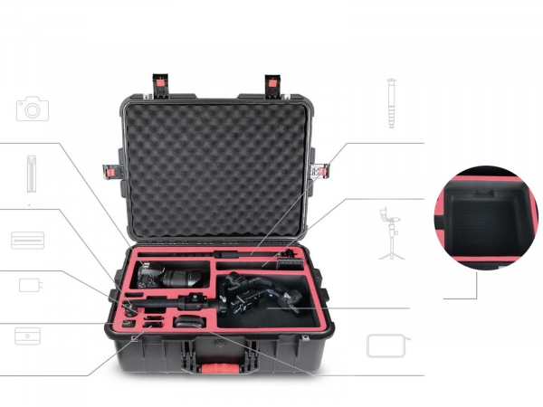 PGYTECH Saftey Carrying Case Ronnin-S