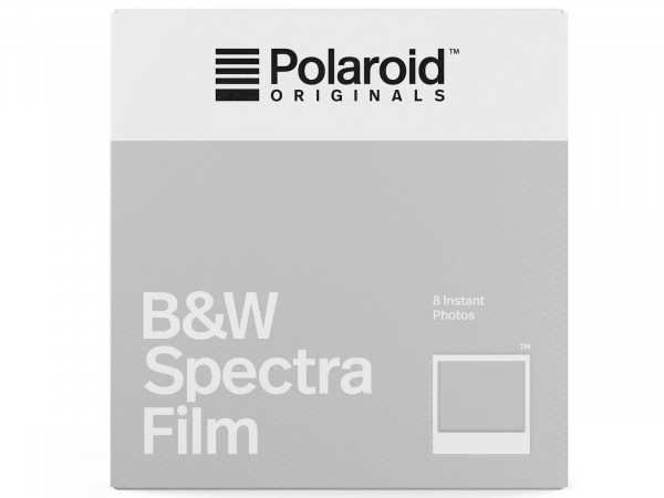 Polaroid Black & White Spectra Film Pack