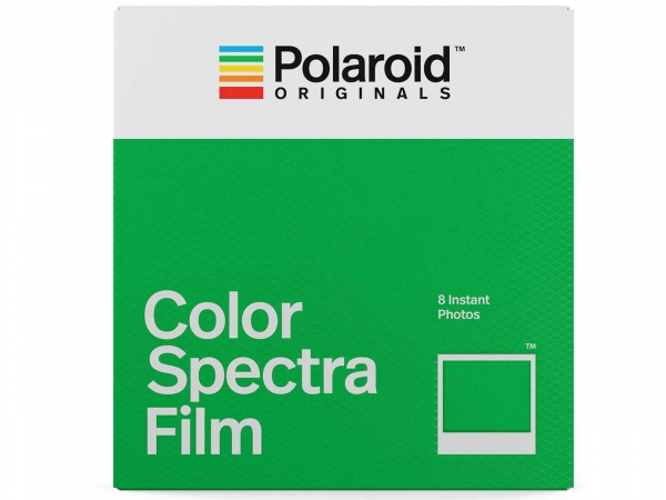 Polaroid Colour Spectra Instant Film Pack