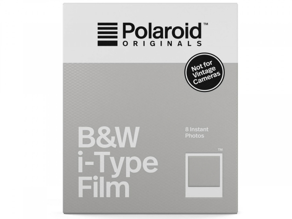 Polaroid Originals I-Type Black & White Film Pack