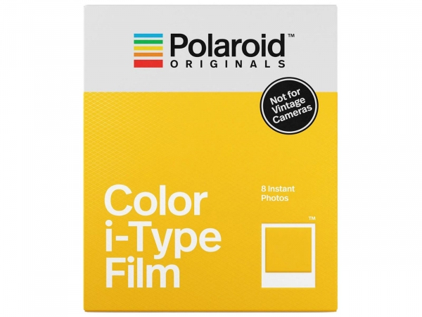 Polaroid Originals I-Type Colour Film Pack