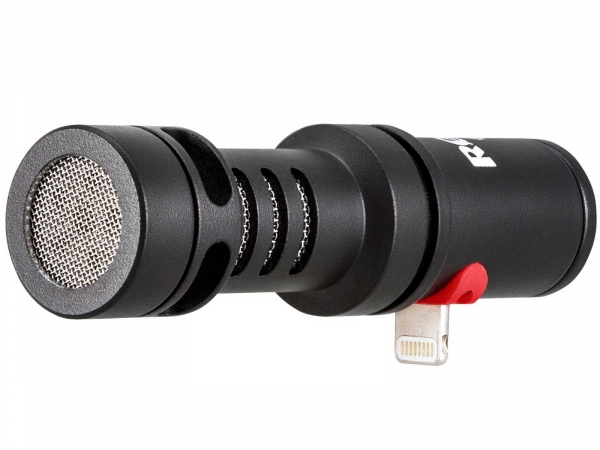 Rode Videomic ME-L With IOS (For Smartphones)