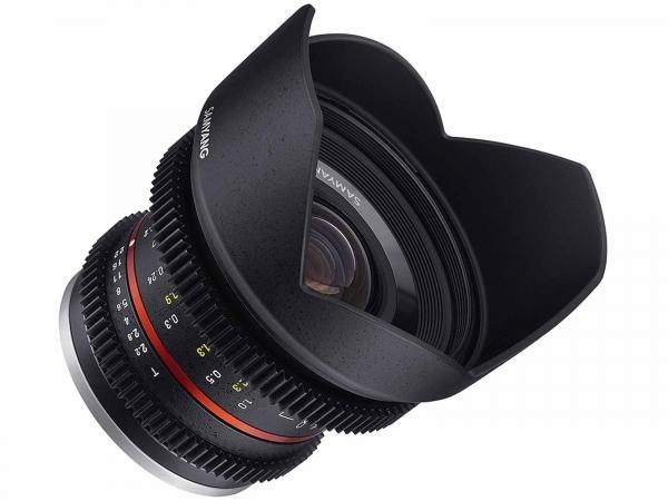 Samyang 12mm T2.2 CINE NCS CS SONY E