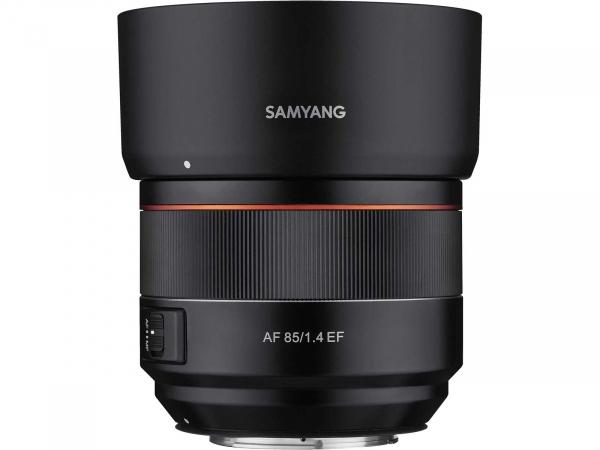 Samyang AF 85mm f/1.4 EF (For Canon)