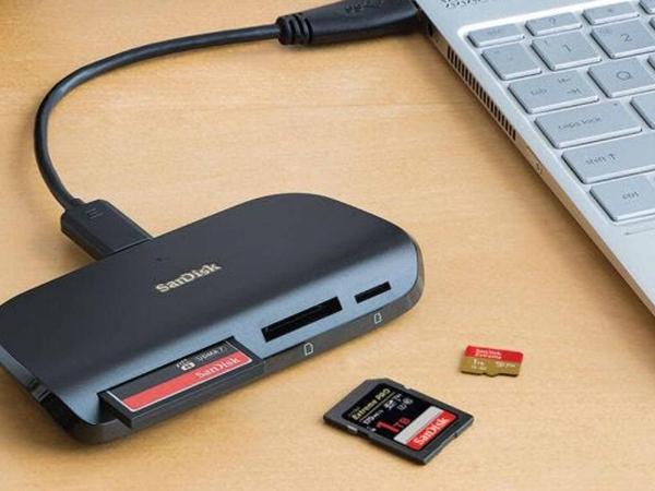 Sandisk Card Reader 3.0 ImageMate USB-C