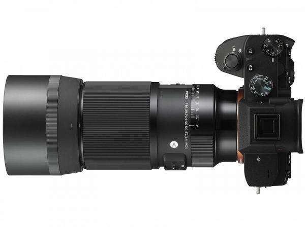 Sigma 105mm F:2.8 DG DN Macro ART Sony E