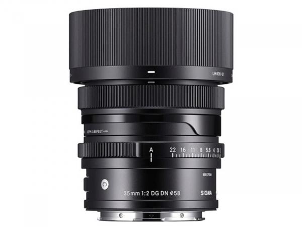 Sigma 35mm F:2 DG DN Contemporary (Sony E)