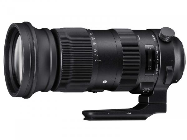 Sigma 60-600mm f4.5-6.3 DG OS HSM