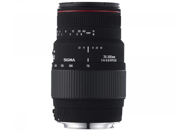 Sigma 70-300mm f4-5.6 APO DG (For Canon) S/H