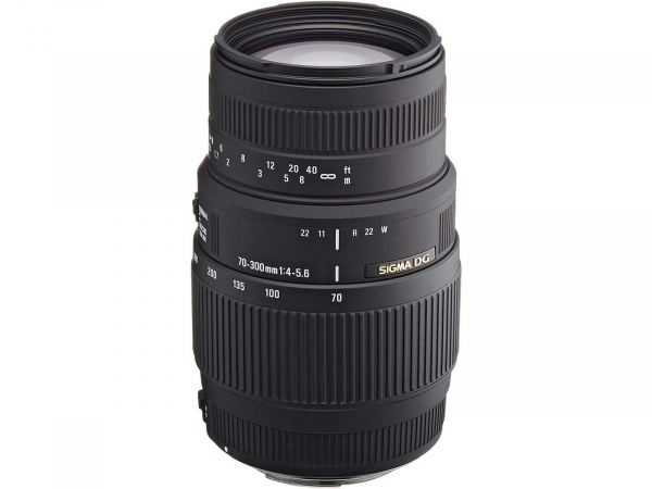 Sigma 70-300mm f/4-5.6 Canon EOS Fit (S/H)