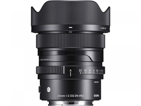 Sigma AF 24mm F2 DG DN Contemporary (F/L-Mount)