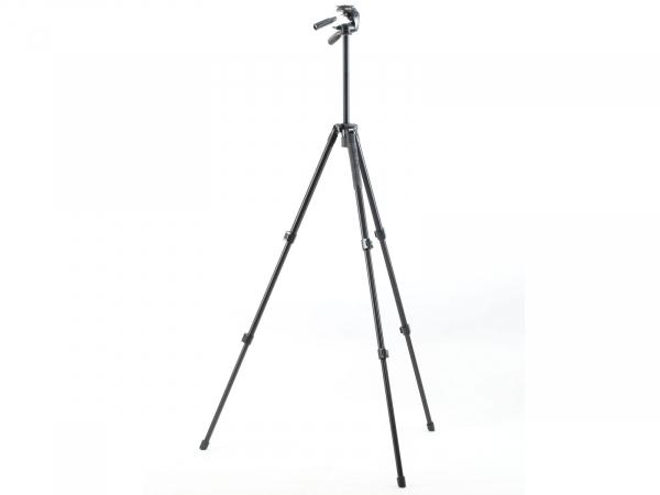 Slik Pro AL-523DX Tripod + 300DX 3 Way Head