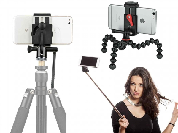 Supports|Tripods|Slefie Sticks