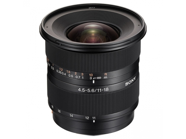 Sony 11-18mm F/4.5-5.6 DT (Alpha)