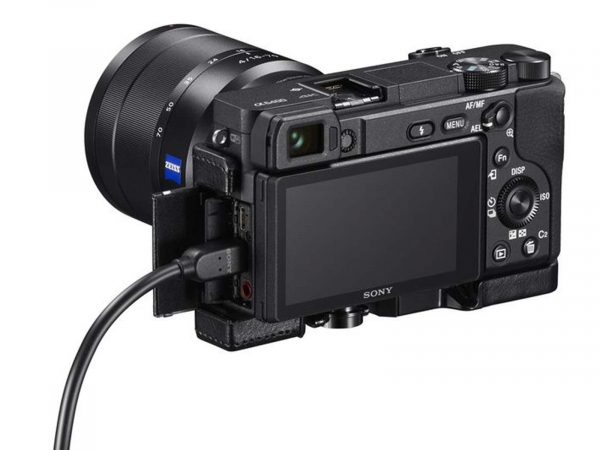 Sony ILCE  A6400