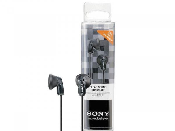 Sony Basic In Ear Headphones (MDRE9LPBAE)