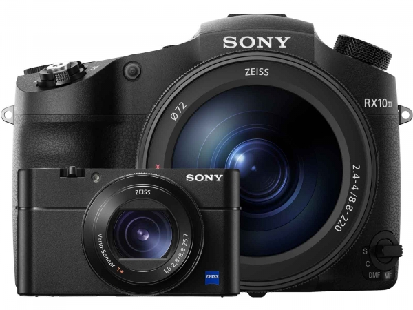 Sony Compact & Bridge Cameras