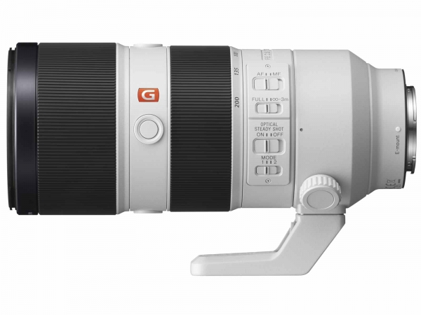 Telephoto Zoom Lenses