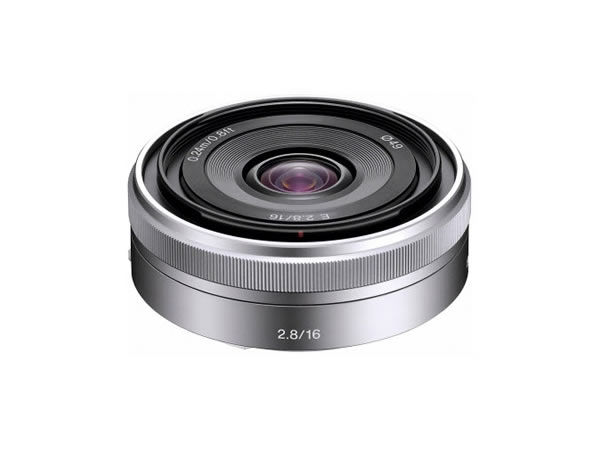 Sony SEL 16mm F/2.8 Pancake