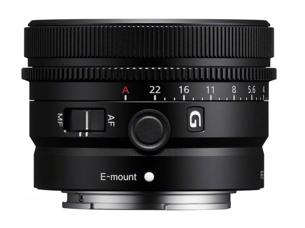 Sony SEL 40mm F:2.5G